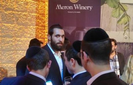 In Israel, Even the Wine Is Political