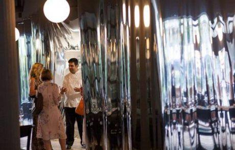 מסעדת GLASS בברלין. שף: גל בן משה