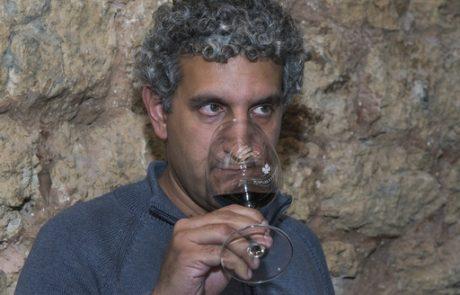 יקב בינימינה. יפתח פרץ היינן, רקח יין נהדר, להשקעה!